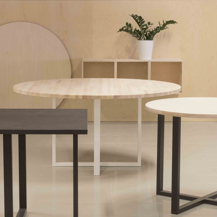 AVA Tables and benches