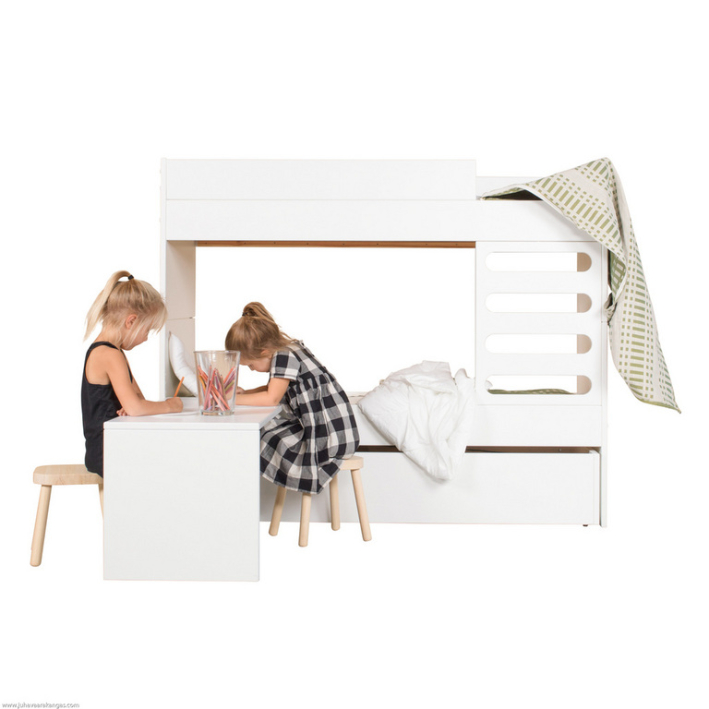 AVA Table for the bunk bed