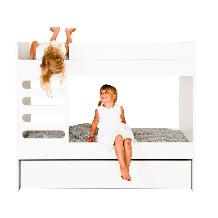 AVA Kids Bunk bed (white)