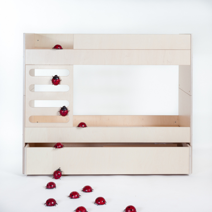 AVA Bunk Bed (birch plywood)