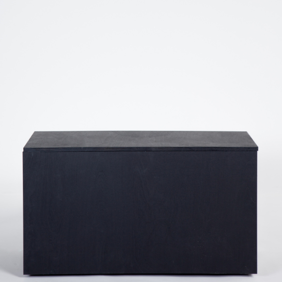AVA Storage Box, Medium Black