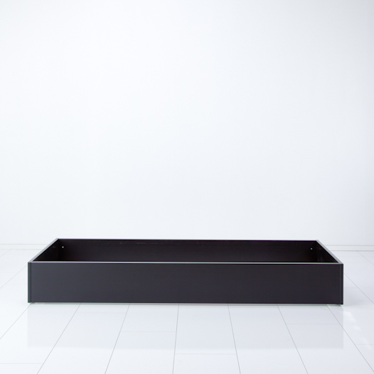 AVA Underbed storage box (black)