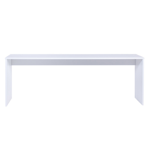 AVA Desk 200cm (white/black)